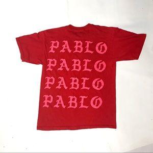 Pablo T Shirt 🔥